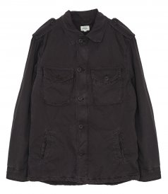 CLOTHES - ARMY JONAH JACKET