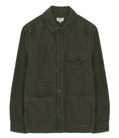 JACKETS - JIMO COTTON CORDUROY JACKET