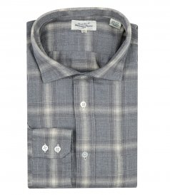 CLOTHES - CHECKED PAUL SHIRT