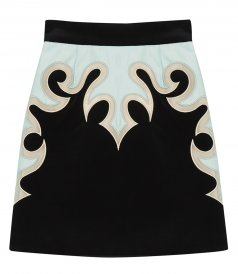 JUST IN - LADYBEETLE MYSTIC MINI SKIRT