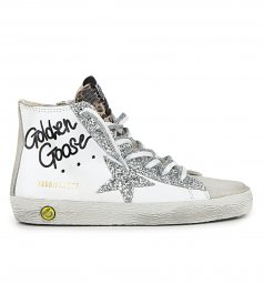 SHOES - GLITTER STAR FRANCY SNEAKERS