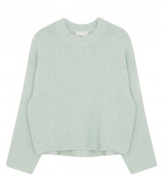 CLOTHES - PUFF SLEEVE SWEATER