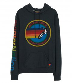 CLOTHES - AVIATOR NATION PULLOVER HOODIE