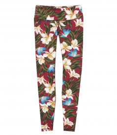 CLOTHES - KAUAI FULL LENGTH PERFORMANCE LEGGINGS