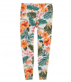 LEGGINGS - KAUAI FULL LENGTH PERFORMANCE LEGGINGS