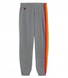 ACTIVEWEAR - 5 STRIPE SWEATPANTS
