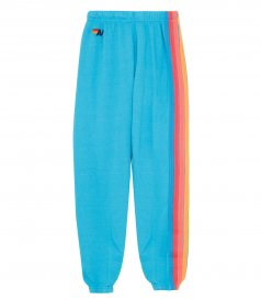 CLOTHES - 5 STRIPE SWEATPANTS