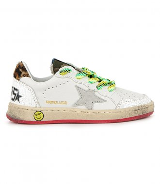 GOLDEN GOOSE  - NAPPA UPPER BALL STAR SNEAKERS