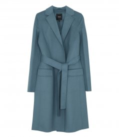 CLOTHES - BELT COAT LUXE