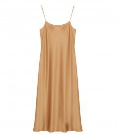 CLOTHES - SLIP DRESS IN SATEEN