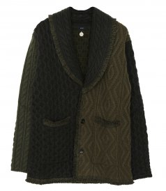 WOODLAND FISHERMAN CARDIGAN