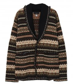 JUST IN - LIGHTING BOLT CARDIGAN