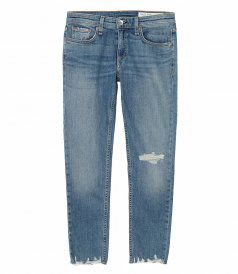 CLOTHES - DRE LOW RISE SLIM BOYFRIEND
