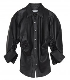 SALES - OVERSIZED BUTTON DOWN SHIRT
