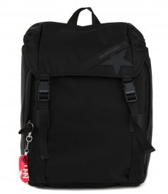 GOLDEN GOOSE  - JOURNEY BACKPACK NYLON