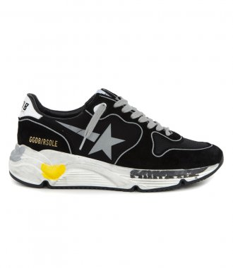 GOLDEN GOOSE  - LYCRA UPPER RUNNING SNEAKERS