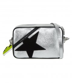 GOLDEN GOOSE  - STAR BAG LAMINATED