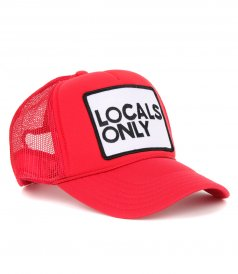 LOCALS ONLY TRUCKER HAT