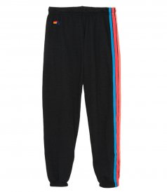 AVIATOR NATION - WOMEN'S 5 STRIPE SWEATPANT