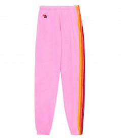 ACTIVEWEAR - WOMEN'S 5 STRIPE SWEATPANT