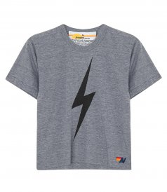 WOMEN'S BOLT BOYFRIEND TEE SHIRT