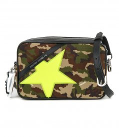 GOLDEN GOOSE  - STAR BAG COTRYP