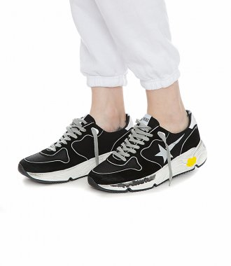 LYCRA UPPER RUNNING SNEAKERS