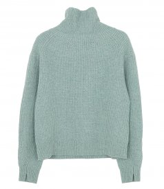 CLOTHES - PIERCE CASHMERE TURTLENECK