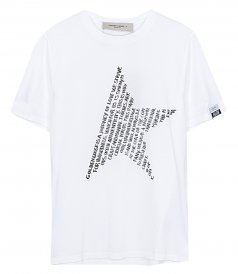 GOLDEN GOOSE  - T-SHIRT ADAMO