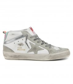 SHOES - ICE SUEDE STAR MID STAR SNEAKERS