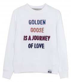 CLOTHES - SWEATSHIRT ATHENA JOURNEY OF LOVE