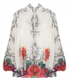 CLOTHES - THE LOVESTRUCK BLOUSON BLOUSE