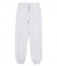 ALEXANDER WANG - JOGGER WITH ALLOVER EMBROIDERY