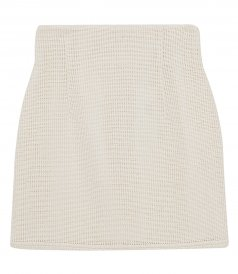 CLOTHES - HANDWOVEN MINI SKIRT