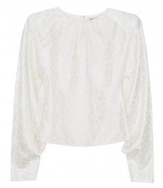 CLOTHES - OFF-WHITE BLOUSE