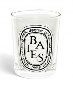 BEAUTY - SCENTED CANDLE BAIES 6.5 OZ