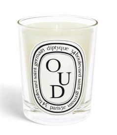 BEAUTY - SCENTED CANDLE OUD 190g