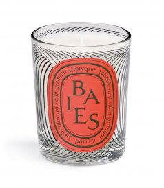 BEAUTY - SCENTED CANDLE BAIES DANCING OVALS 190g