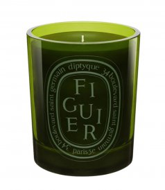 BEAUTY - SCENTED CANDLE GREEN FIGUIER 300g