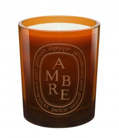 BEAUTY - SCENTED CANDLE AMBRE 300g