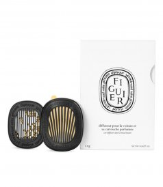 BEAUTY - CAR DIFFUSER SET FIGUIER