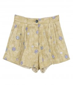 CLOTHES - COCKTAIL ITALIANO ETHNIC SHORTS