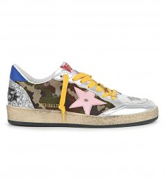 CAMOUFLAGE BALLSTAR SNEAKERS