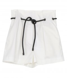 CLOTHES - ORIGAMI PLEATED SHORT