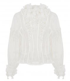 JUST IN - BOTANICA WATTLE BLOUSE