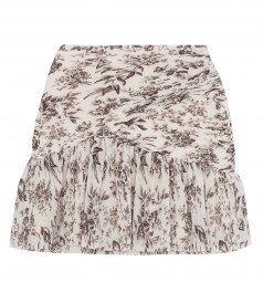 JUST IN - PLEATED MINI SKIRT