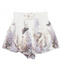 JUST IN - LUMINOUS BELTED SHORT