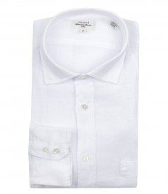LINEN PAUL PAT REGULAR SHIRT