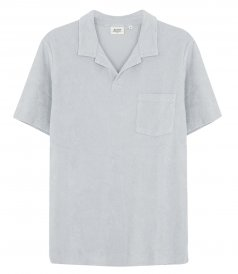 CLOTHES - TOWELLING POLO