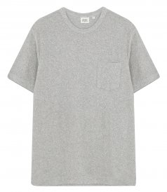 JUST IN - TOWELLING T-SHIRT